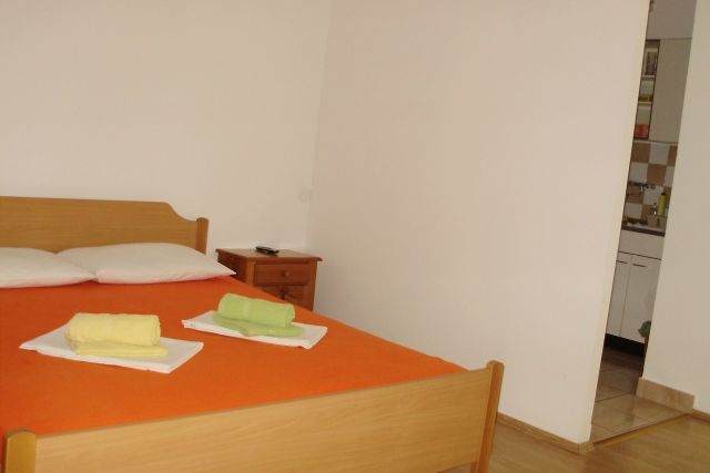Rooms Villa Welcome Vrboska Studio Apartment Double Room Sofa Bed