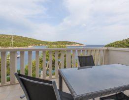 Ferienwohnung Blu Sunset Villa Hvar