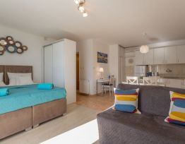 Studio Apartment Plavi