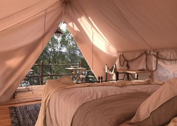 Glamping Tends