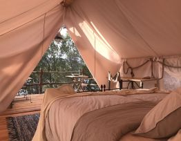 Appartamento Glamping Tends