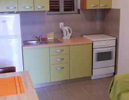 Apartman Two Bedroom with Garden view