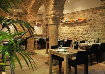 Restaurant Giaxa, Hvar town