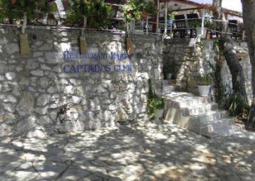 Restaurant Marina, Palmižana