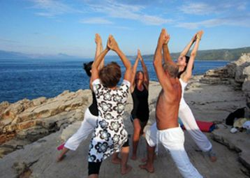 Suncokret Body & Soul Retreat, Island Hvar