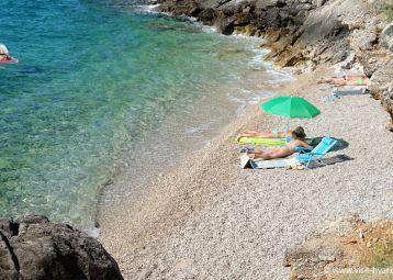 Beach Rapak, Gdinj