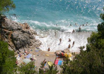 Beach Jagodna, Sveta Nedjelja