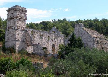 Dominican monastery, Island of Šćedro