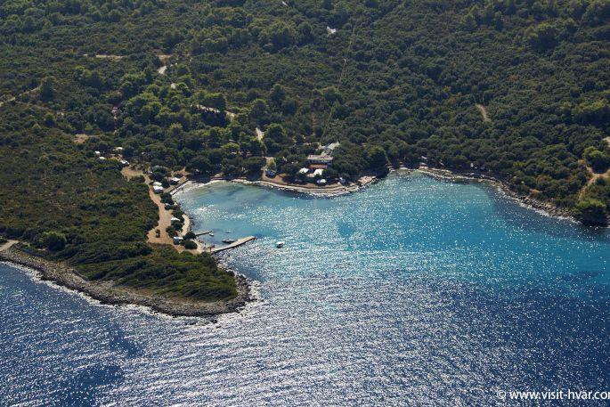 Mlaska beach - Sucuraj, Island Hvar, Croatia