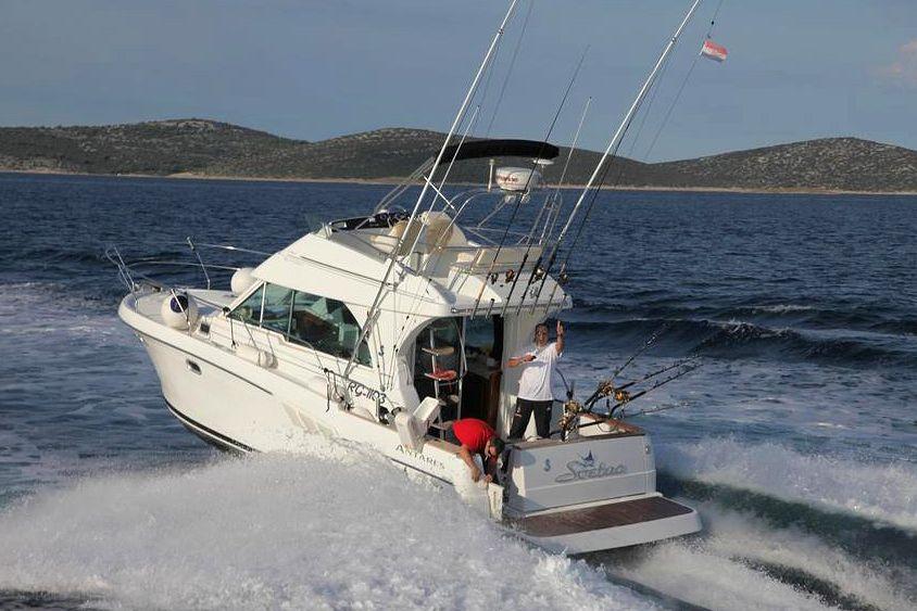 Big game fishing excursions dalmatia croatia for Fishing in croatia