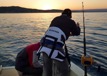 Fishing trips in the Adriatic, Excursions from Hvar