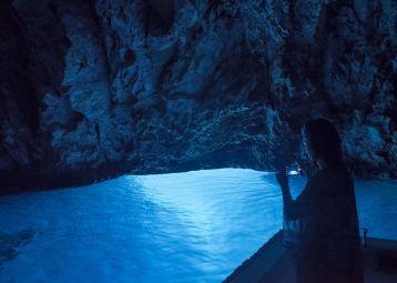 Blue Cave - Vis Island Tour