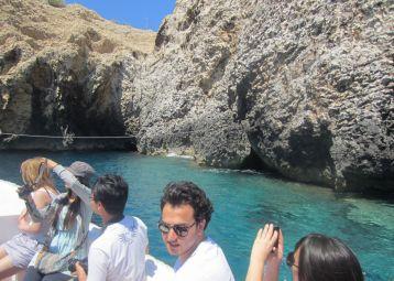 Blue & Green Cave tour