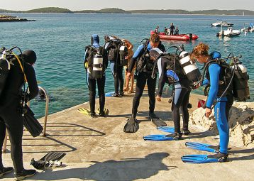 Diving school Viking, Hvar