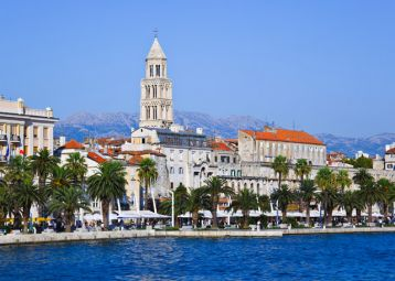 Split, Excursions from Hvar