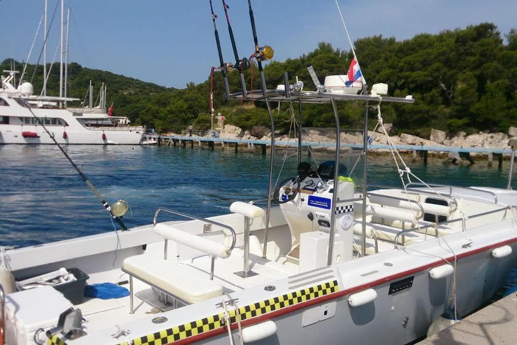 Fishing trips in the adriatic for Fishing vacation packages