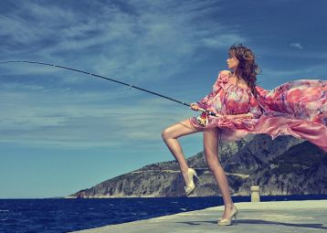 Fashion Photography workshop, Hvar