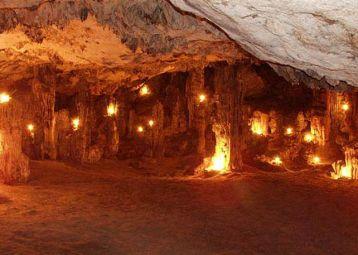 Grapčeva cave, Humac