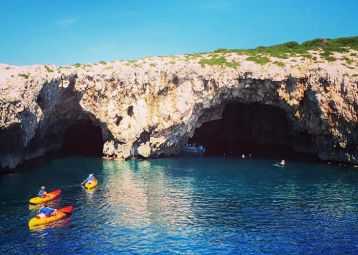 The Green cave - Excursions from Hvar