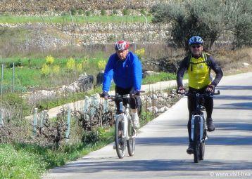 Bike tour Hvar, Zaraće, Dubovica, Hvar