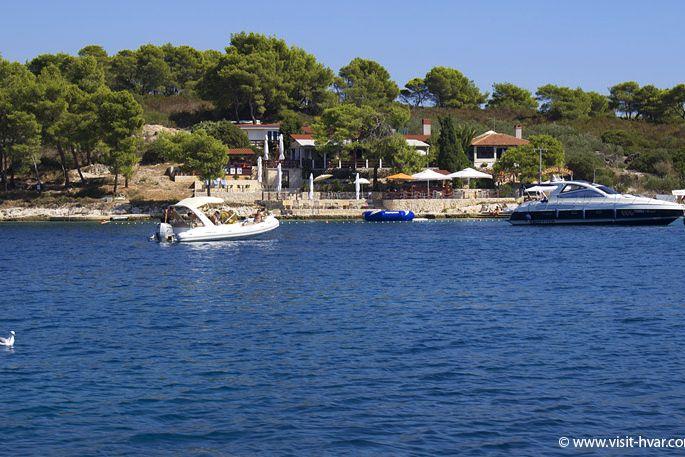 Pakleni islands pakleni otoci hvar town tourist resort for Hvar tourismus