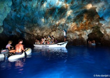 Blue Cave - Excursions from Hvar
