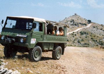 Off Road Safari Hvar