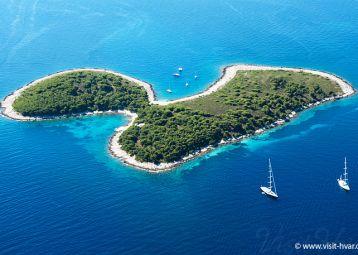 Jerolim, Pakleni islands, Excursions from Hvar