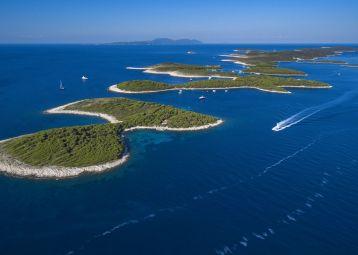 Private Pakleni Islands Tour