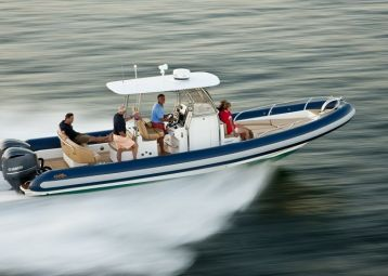 Private speedboat transfers