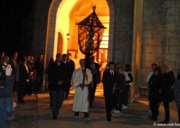 Za Križen - Procession of the Cross