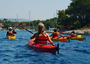 Sea Kayaking - Pakleni islands, Excursions from Hvar